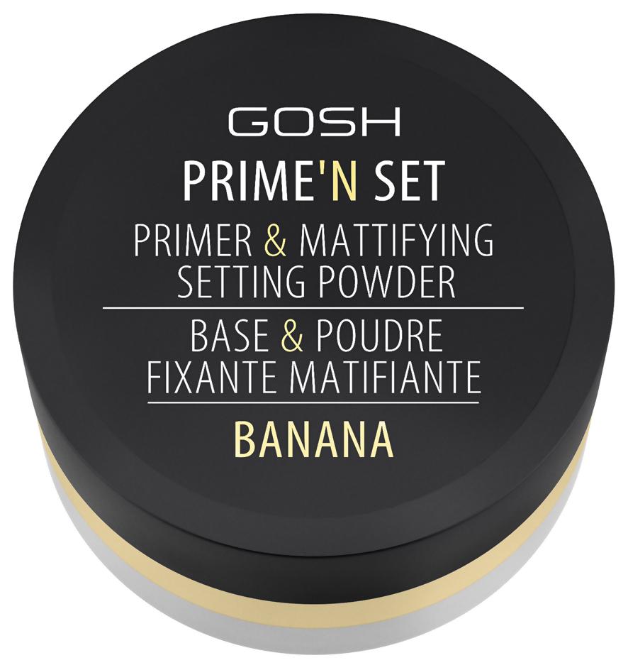 Рассыпчатая пудра GOSH Copenhagen Prime'n