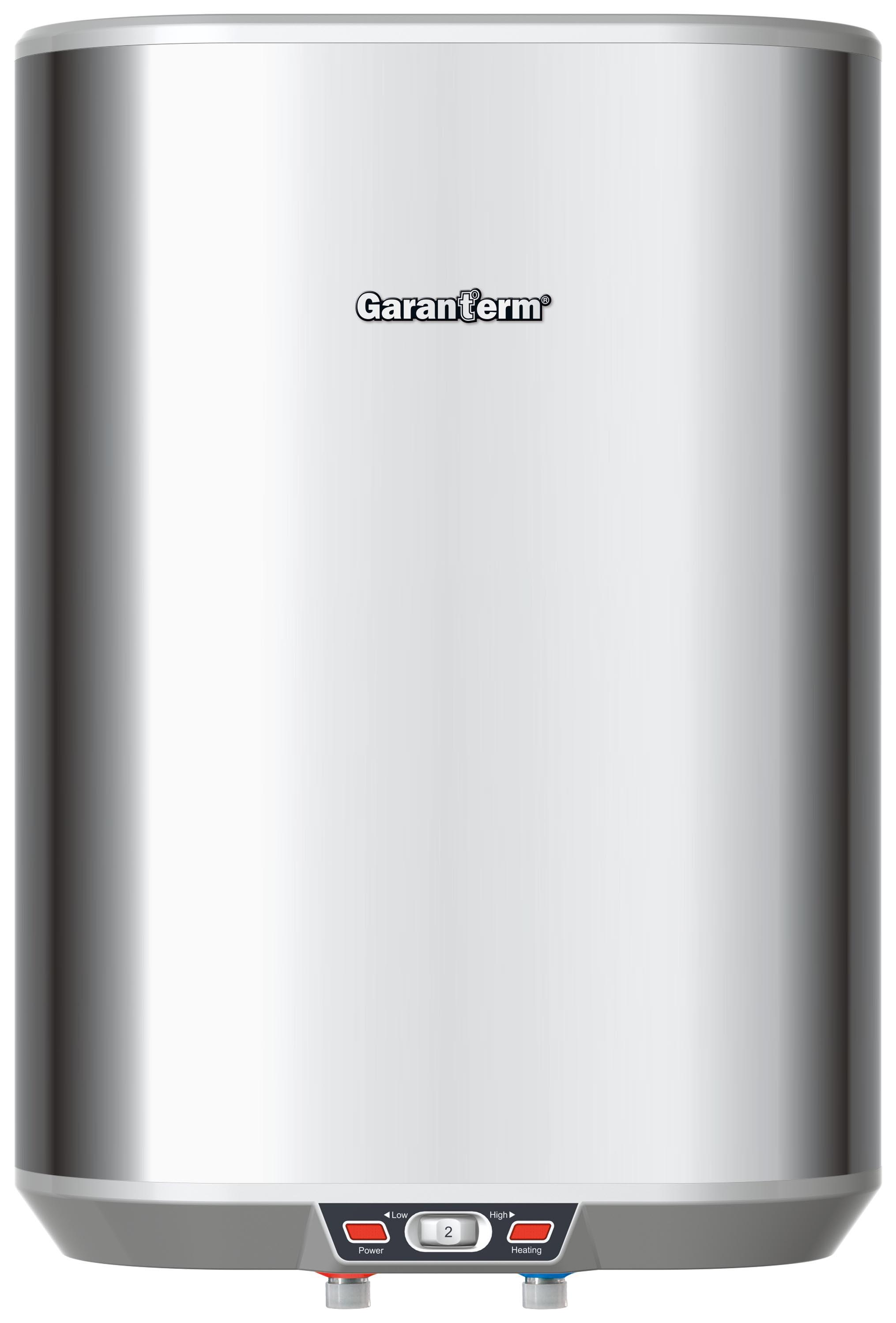 Водонагреватель накопительный Garanterm GTI 30 V grey