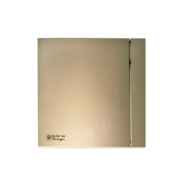 Вентилятор настенный Soler#and#Palau Design 4C Silent-100 CZ 03-0103-135