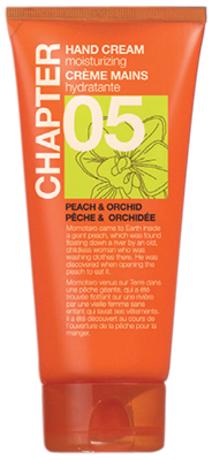 Крем для рук Mades Cosmetics Chapter Персик и орхидея 100 мл