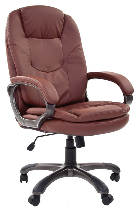 Кресло руководителя CHAIRMAN 00-07007678, коричневый