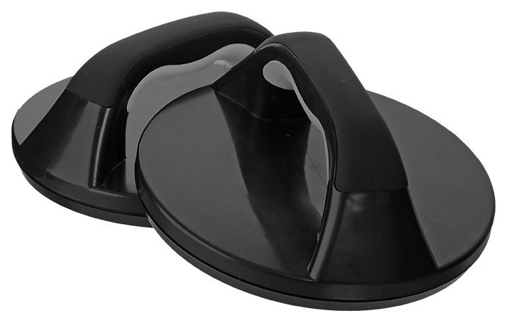 Упоры для отжиманий АТЛАНТ SF 0013 до 150 кг черные