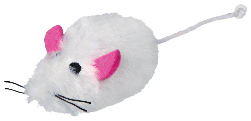 Игрушка для кошек Trixie Plush Mice, 1 шт.