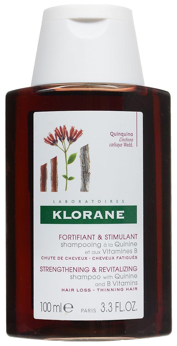 Купить Шампунь Klorane Thinning Hair с экстрактом Хинина 100 мл, С экстрактом Хинина