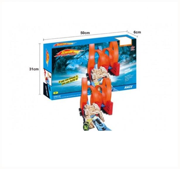 Купить Автотрек Shantou Gepai B1655500, Детские автотреки