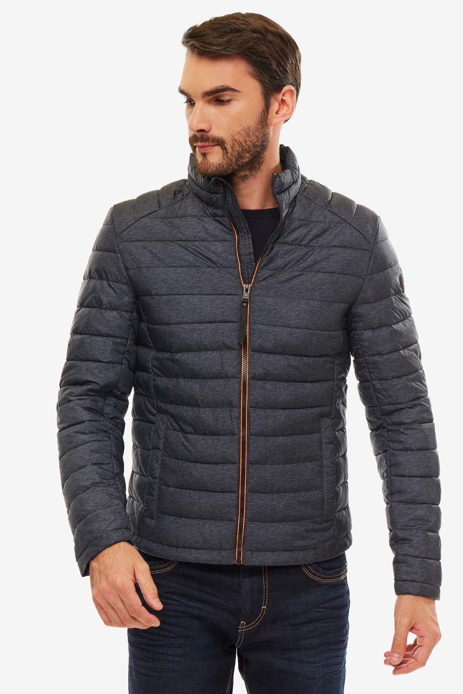 Куртка мужская TOM TAILOR серая фото