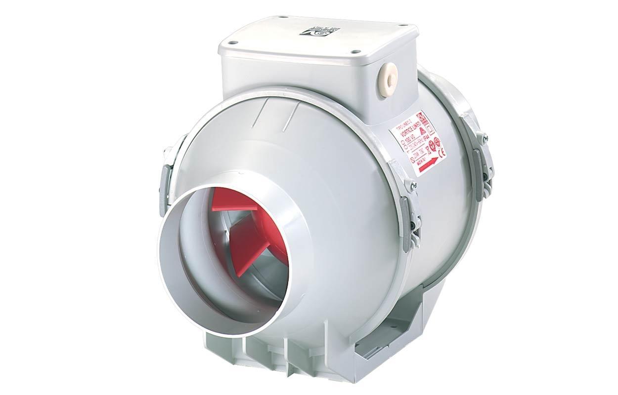 Вентилятор вытяжной Vortice Lineo 100 V0 17001VRT
