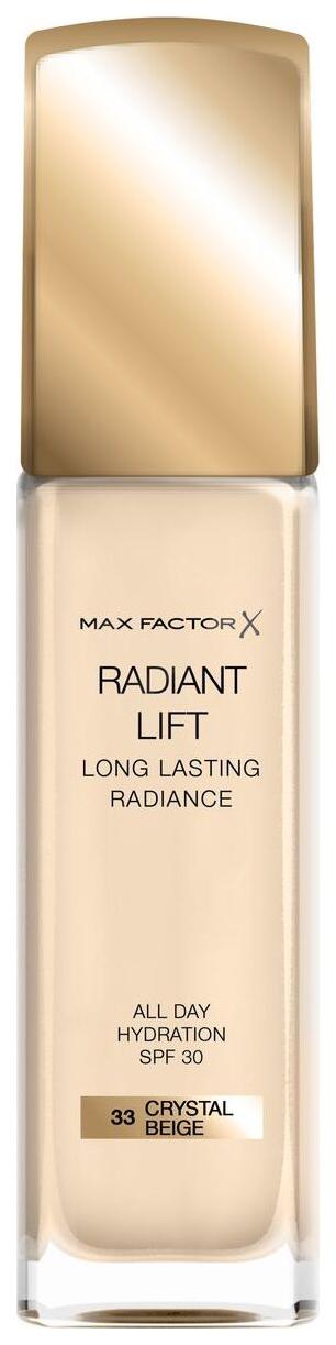 Тональный крем Max Factor Radiant Lift Long Lasting 33 Crystal beige 11,5 г