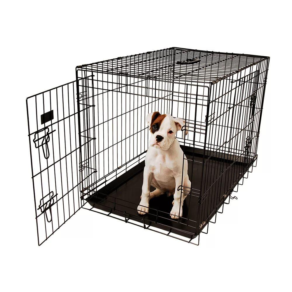 Клетка металлическая для собак Show Tech (цвет: