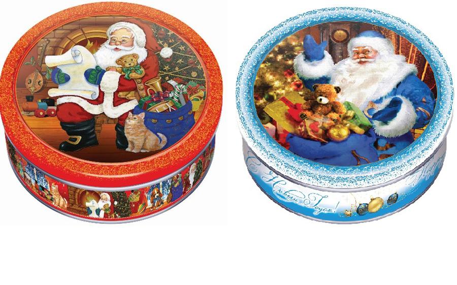 Новогодний микс Монте Кристо печенье 400 г