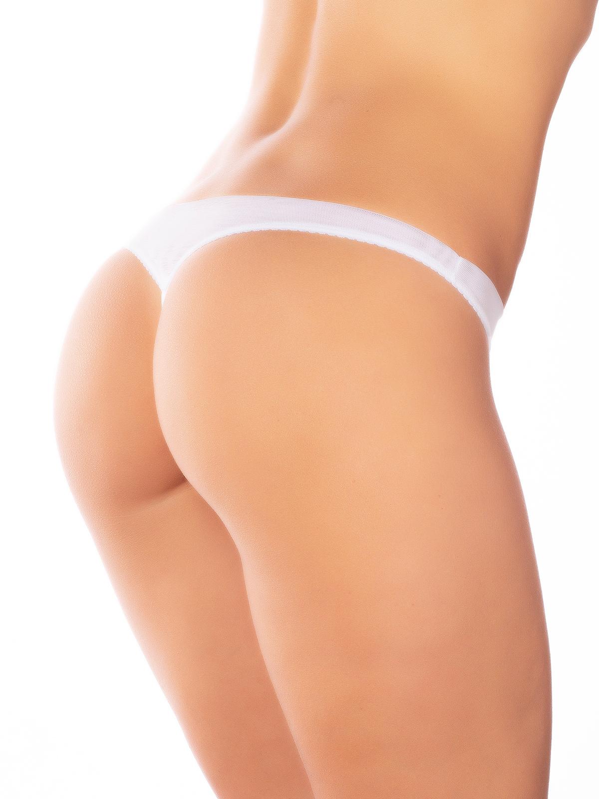 Слипы женские Jadea белые 3 фото