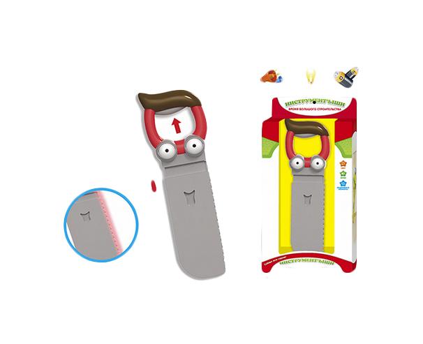 Пила игрушечная S+S Toys Набор инструментов Веселые