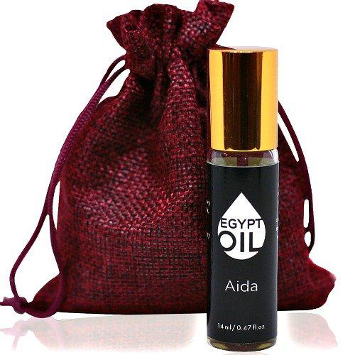 Парфюмерное масло EgyptOil Аида 14 мл