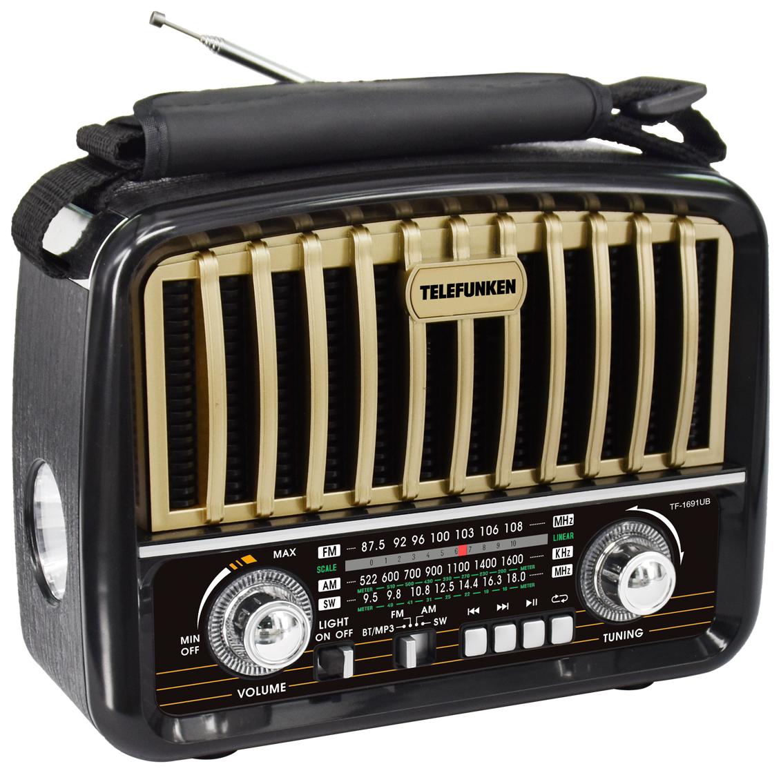 Радиоприемник Telefunken TF-1691UB фото