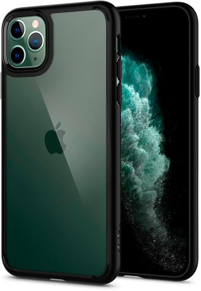 Чехол Spigen Ultra Hybrid 075CS27136 для iPhone 11 Pro Max Black