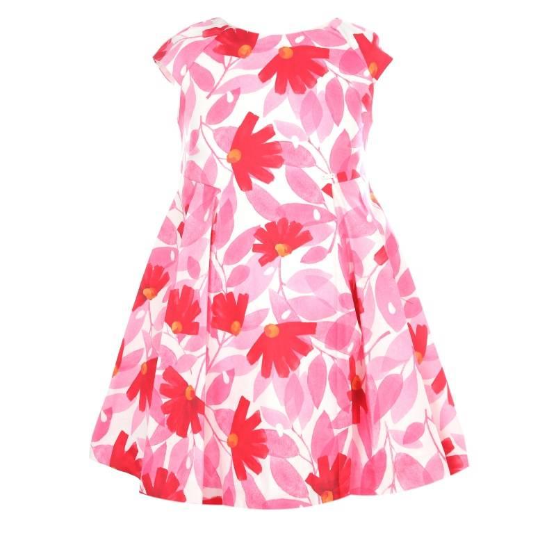 Купить Платье MAYORAL, цв. коралловый, 122 р-р, Детские платья и сарафаны