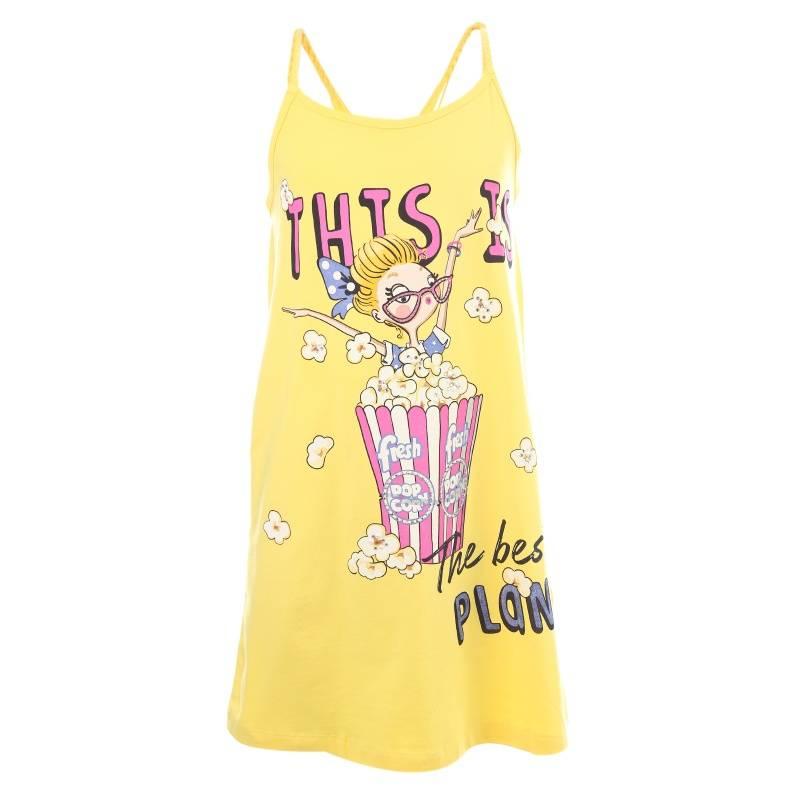 Купить Платье MAYORAL, цв. желтый, 140 р-р, Детские платья и сарафаны