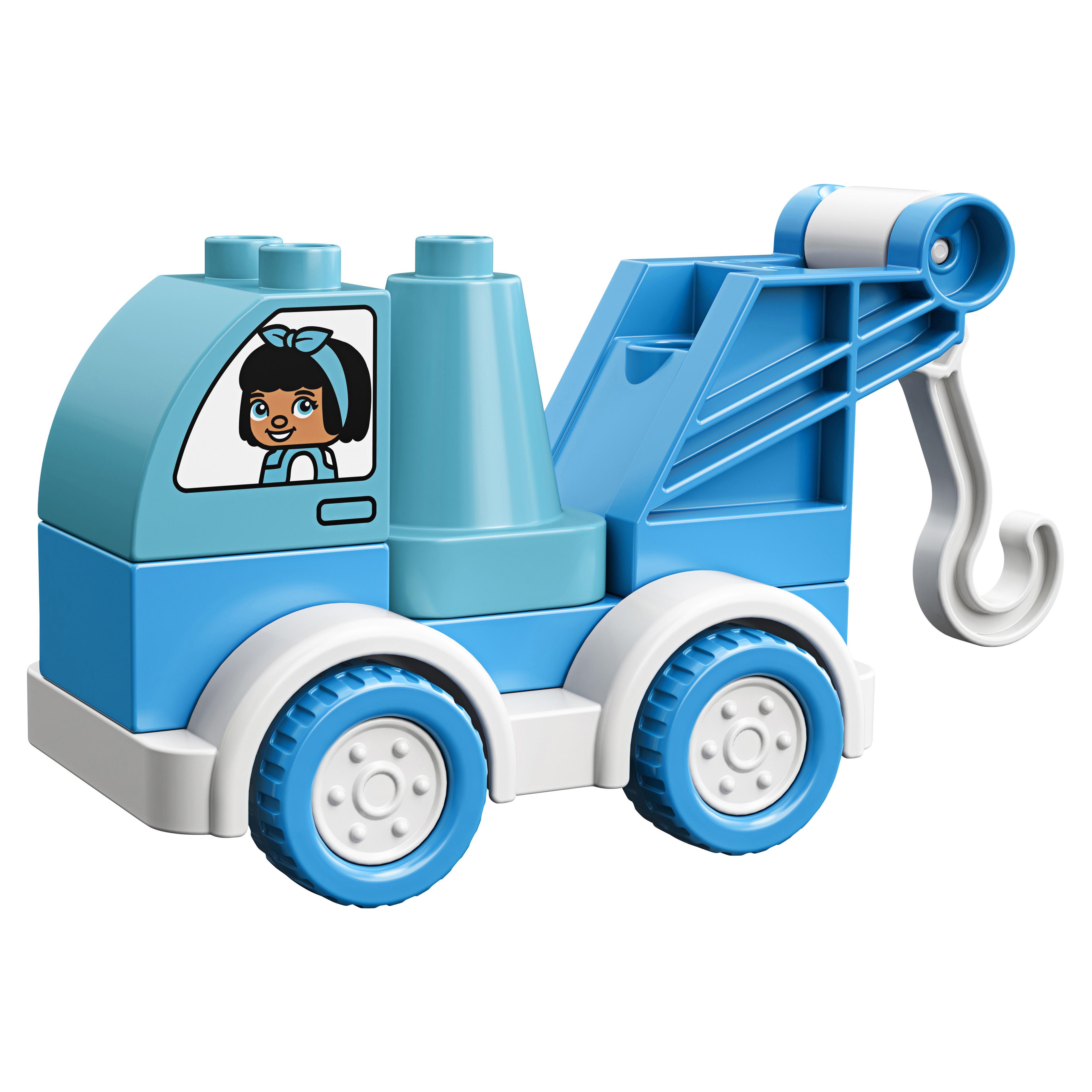 Конструктор LEGO DUPLO Creative Play 10918 Буксировщик