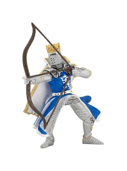 Купить Игровая фигурка Король-Дракон с луком и стрелами , PAPO, Игровые наборы