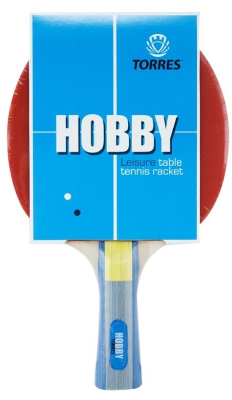 Ракетка для настольного тенниса Torres Hobby, Любительский TT0003 фото
