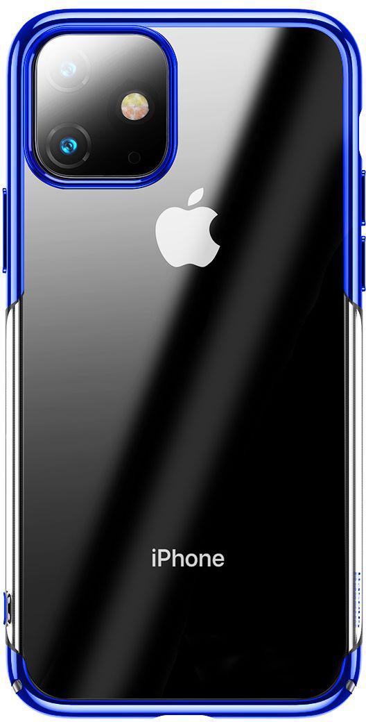 Чехол Baseus Glitter  для iPhone 11 Blue
