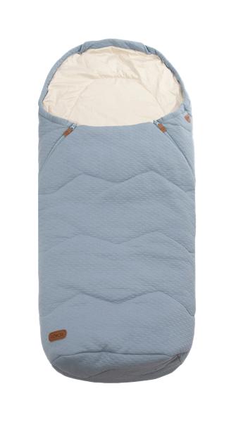 Купить Муфта для ног Voksi Breeze Light (Вокси Бриз Лайт) Blue/Sand 3263002,