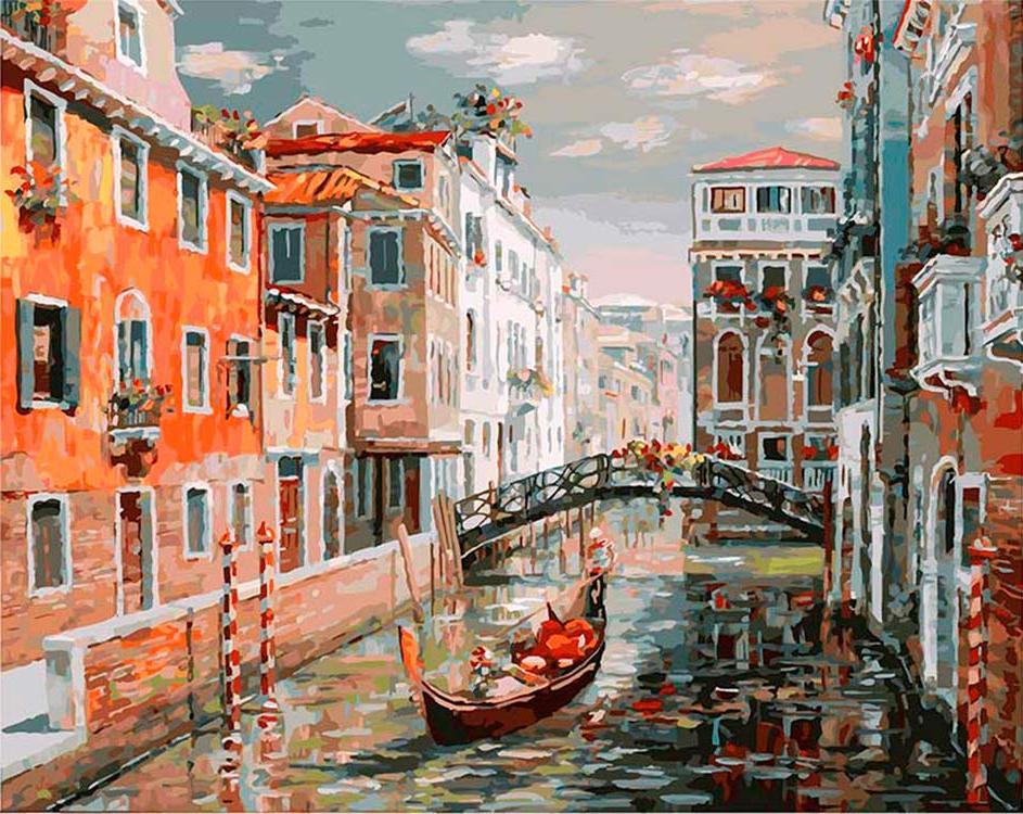 этом итальянский город рисунок раму для