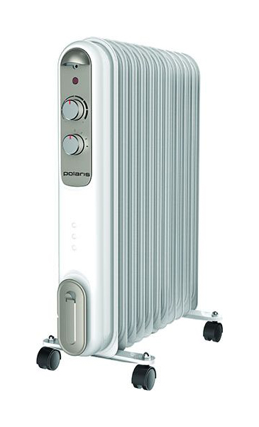 Масляный радиатор Polaris CR F 0715 белый