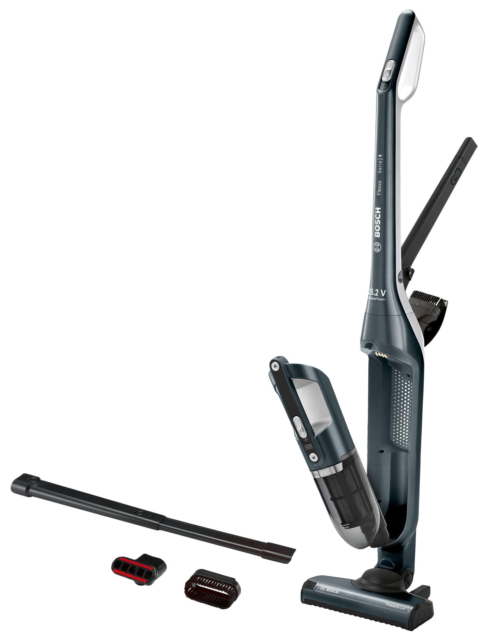 Вертикальный пылесос Bosch Flexxo Serie 4 BCH3ALL25