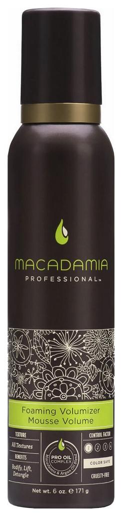 Мусс для волос Macadamia Foaming Volumizer Mousse