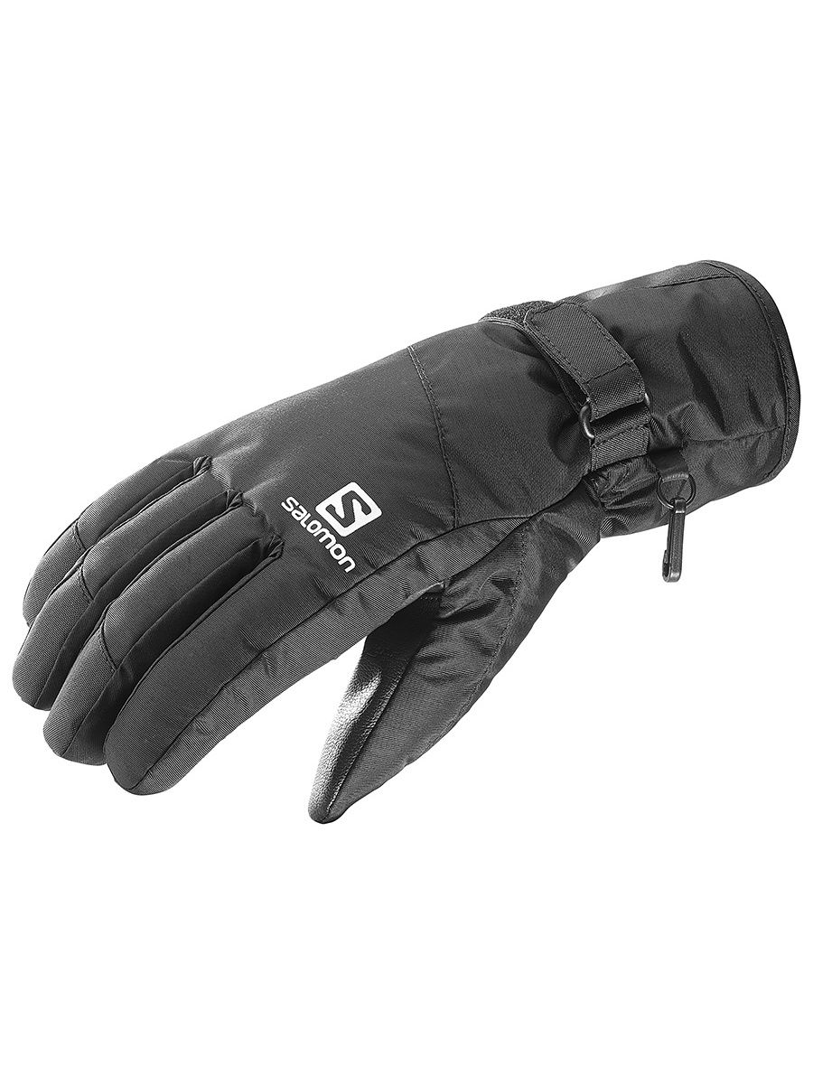 Перчатки Salomon Force Dry M черные L