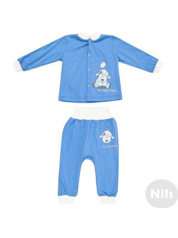 Комплект одежды Милуша Голубой р.56