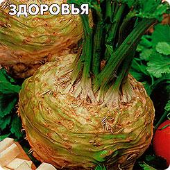 Семена Сельдерей корневой Кладезь здоровья, 0,5 г, СеДеК