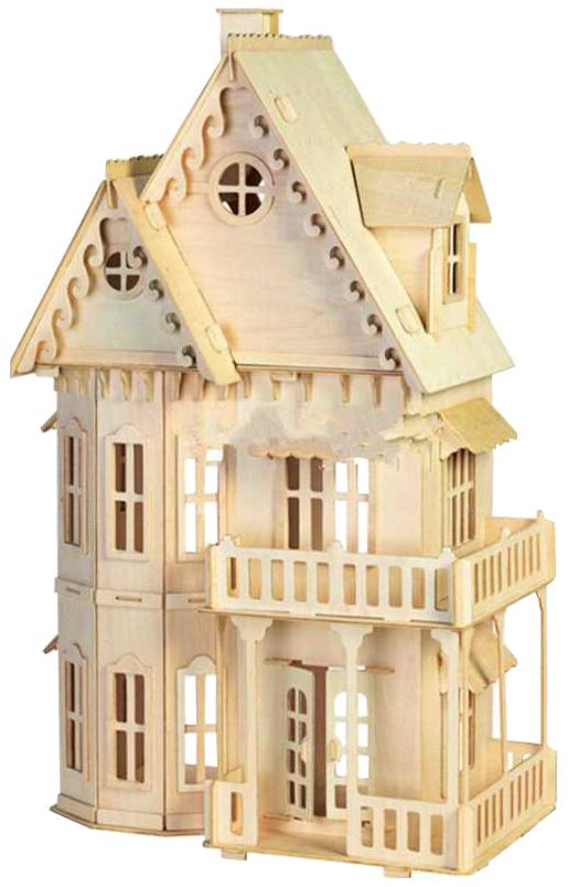 Купить Сборная деревянная модель Wooden Toys Большой сказочный дом, Модели для сборки