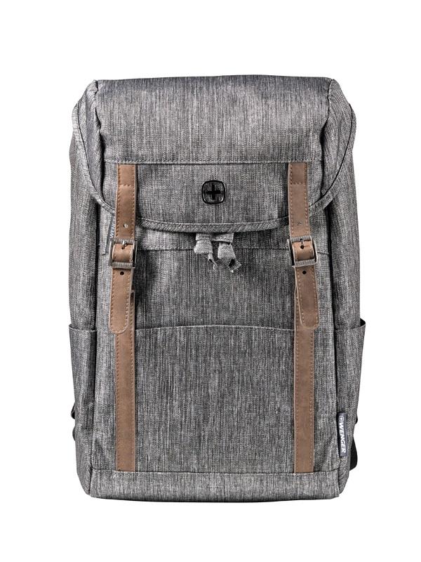Рюкзак WENGER 16'' серый 16 л