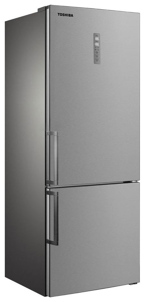 Холодильник Toshiba GR RB440WE DMJ(02) Silver