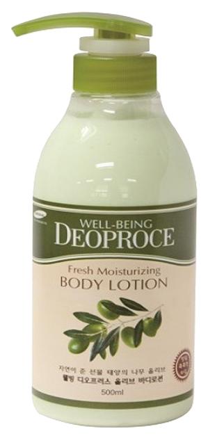 Лосьон для тела Deoproce Well being Fresh Moisturizing