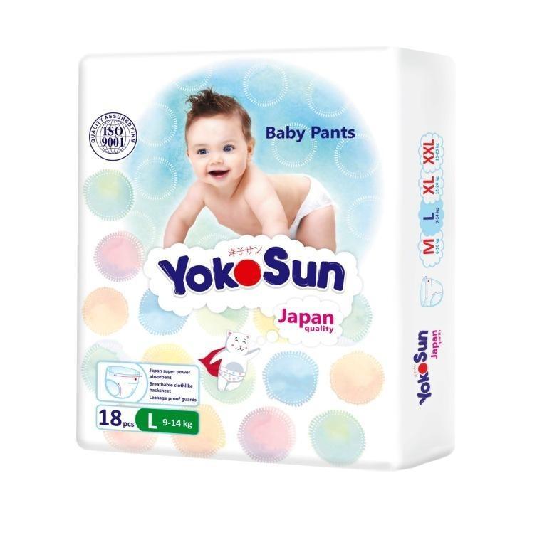 YOKOSUN BABY PANTS