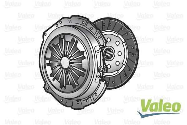 Комплект многодискового сцепления Valeo 826876
