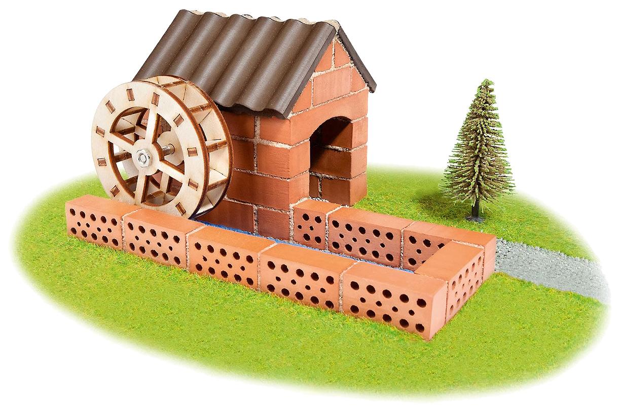Конструктор TEIFOC TEI 4030 Водяная мельница