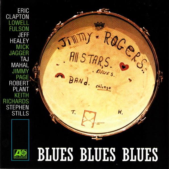 Аудио диск Jimmy Rogers All-Stars Blues Blues Blues (CD) фото