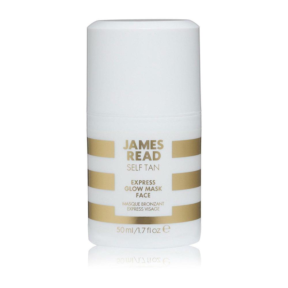 Средство для автозагара James Read Self Tan Express Glow Mask Tan Face 50 мл
