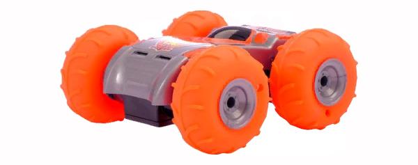 Радиоуправляемая машинка CS Toys Перевертыш с пневмоколесами Оранжевый