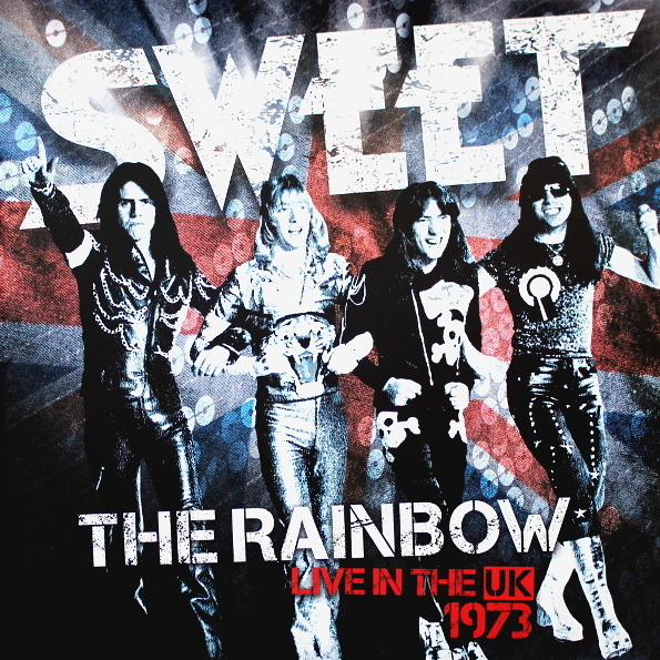 Аудио диск Sweet The Rainbow - Live In The UK 1973 (New Extended Version)(CD)
