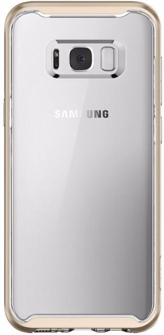 Чехол Spigen Neo Hybrid Crystal (565CS21603) для Samsung Galaxy S8 Champagne Gold