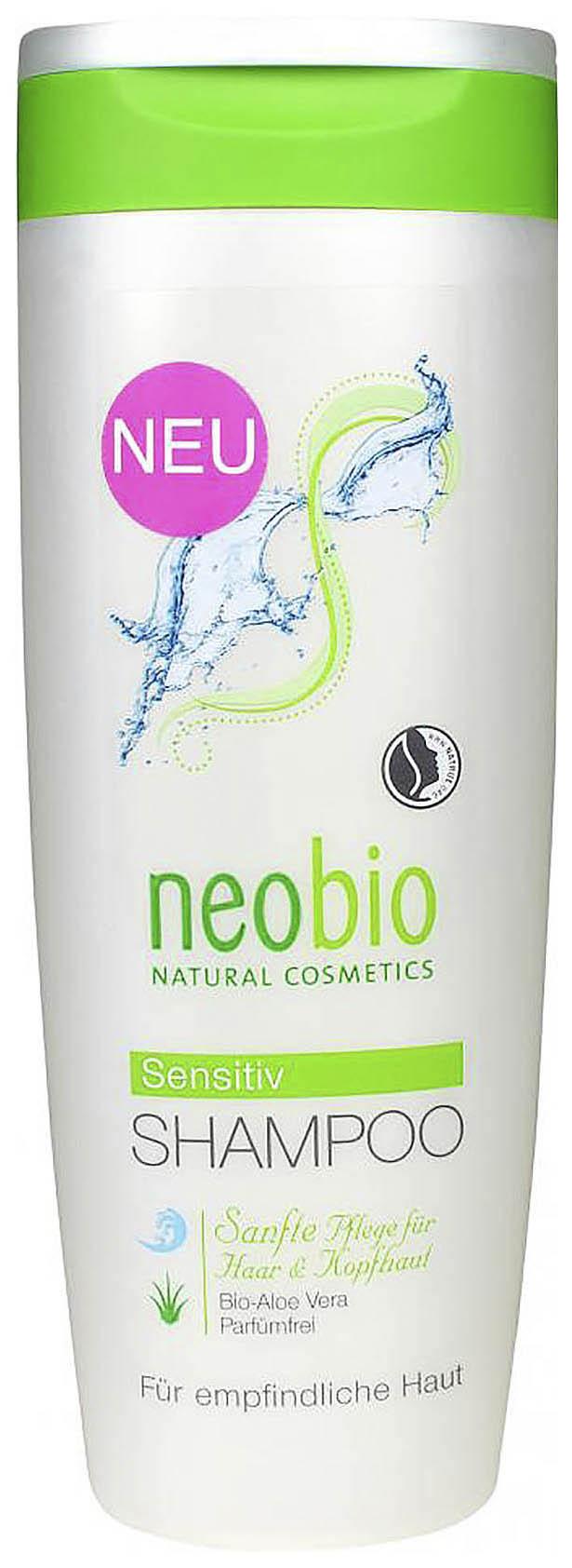 Шампунь для чувствительной кожи головы NeoBio 250 мл
