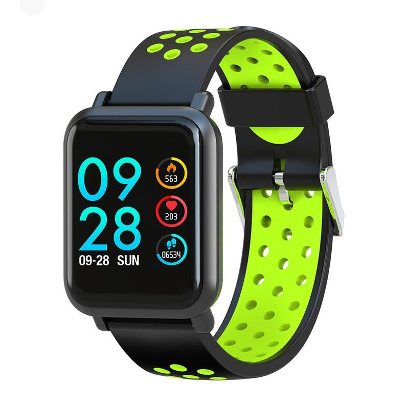 Смарт-часы Colmi S9plus Green  - купить со скидкой