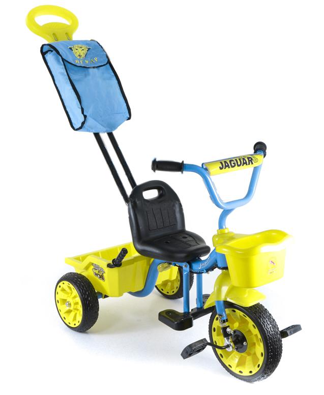 Купить Велосипед детский Jaguar MS-0569 голубой NEW,