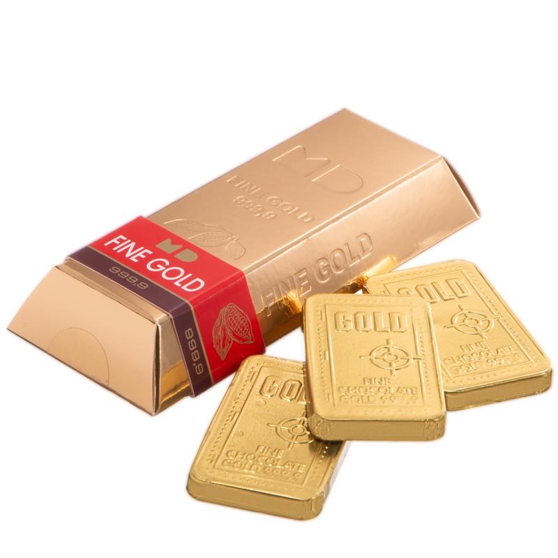 Шоколад Монетный двор золотой стандарт горький 60% порционный 60 г