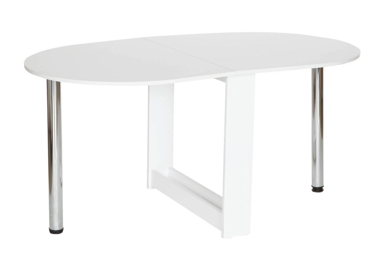 Кухонный стол Hoff 74х154,8х90 см, белый